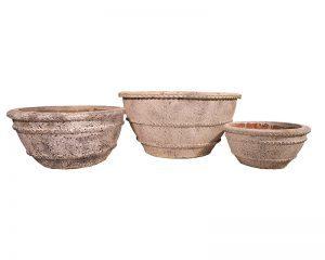 Ancient Pie Crust Bowl