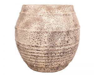 Ancient Pompeii Urn