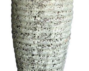 Ancient Roman Tall Ribbed Urn
